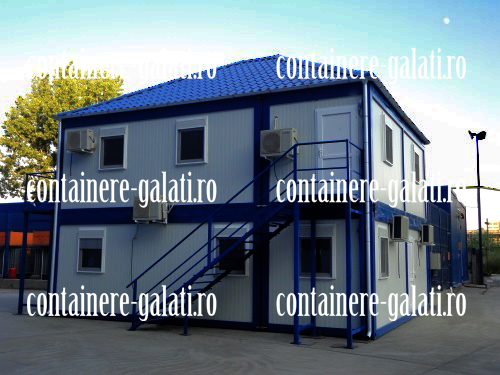 container birou second hand Galati