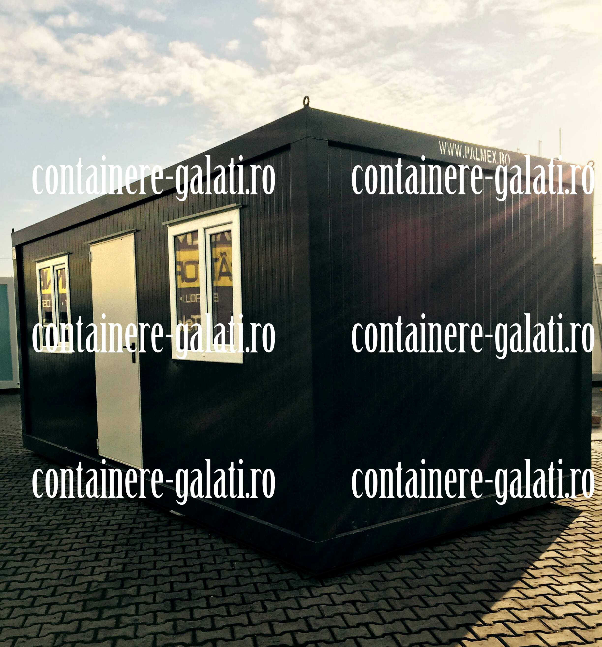 container dormitor second hand Galati