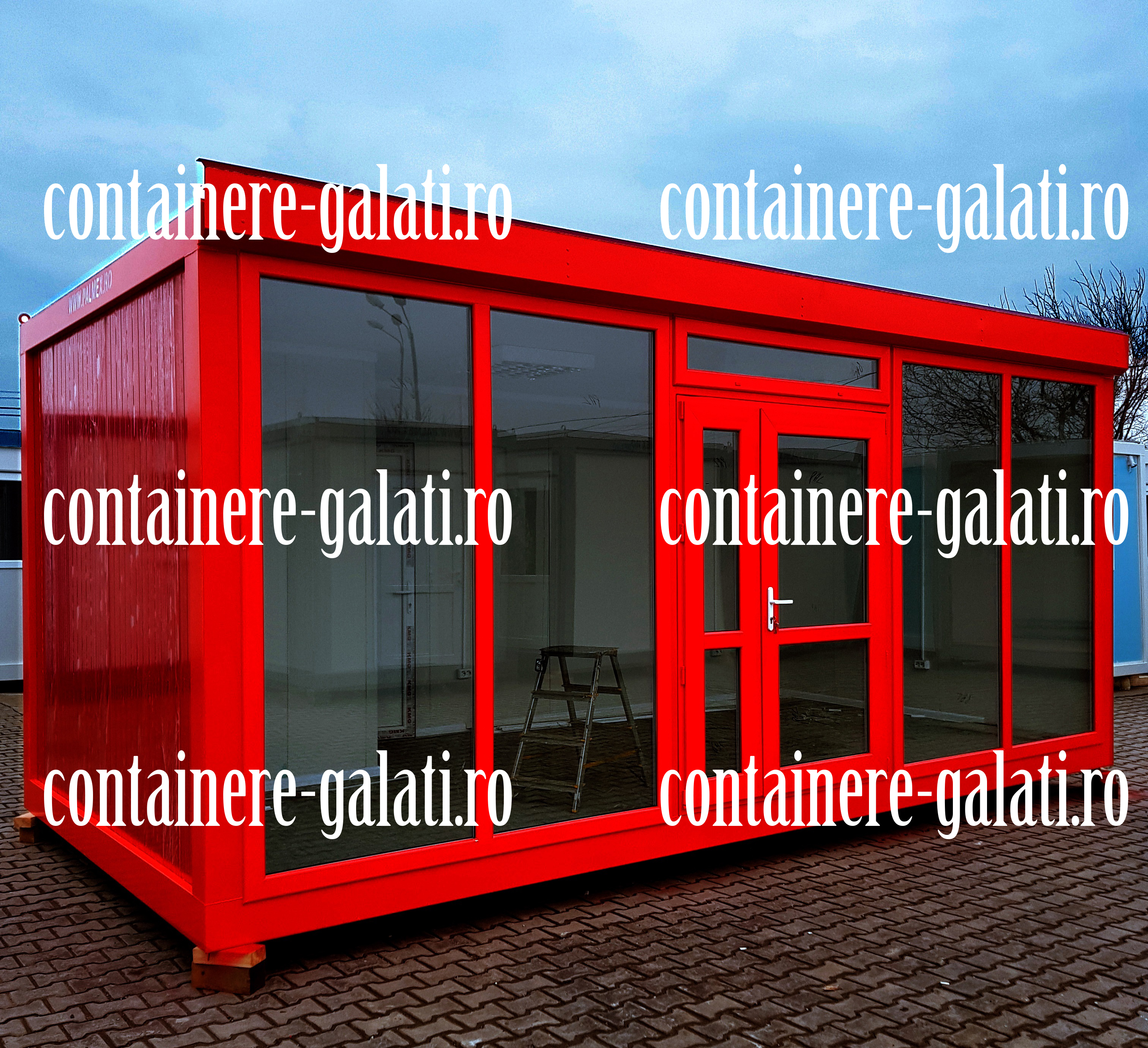 container pret second hand Galati