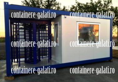 case container second hand Galati