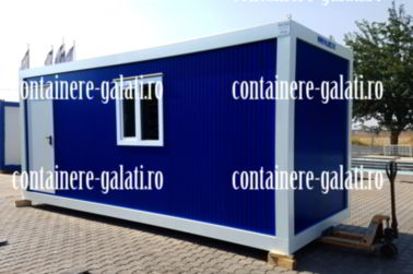 pret container second hand Galati