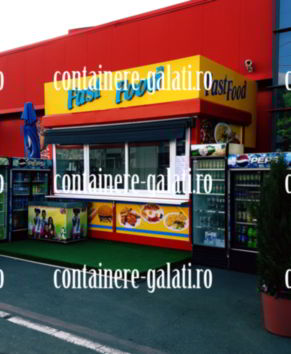 vand container second hand Galati